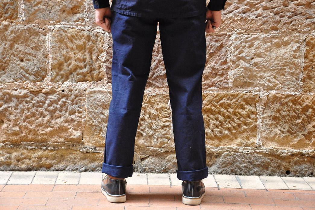 Stevenson-Overall-Co.-Indigo-Heavyweight-Farm-Hand-Pants-model-back