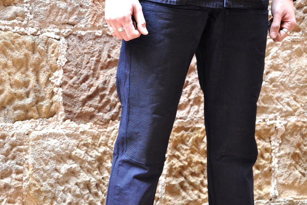 Stevenson-Overall-Co.-Indigo-Heavyweight-Farm-Hand-Pants-model-front-detailed