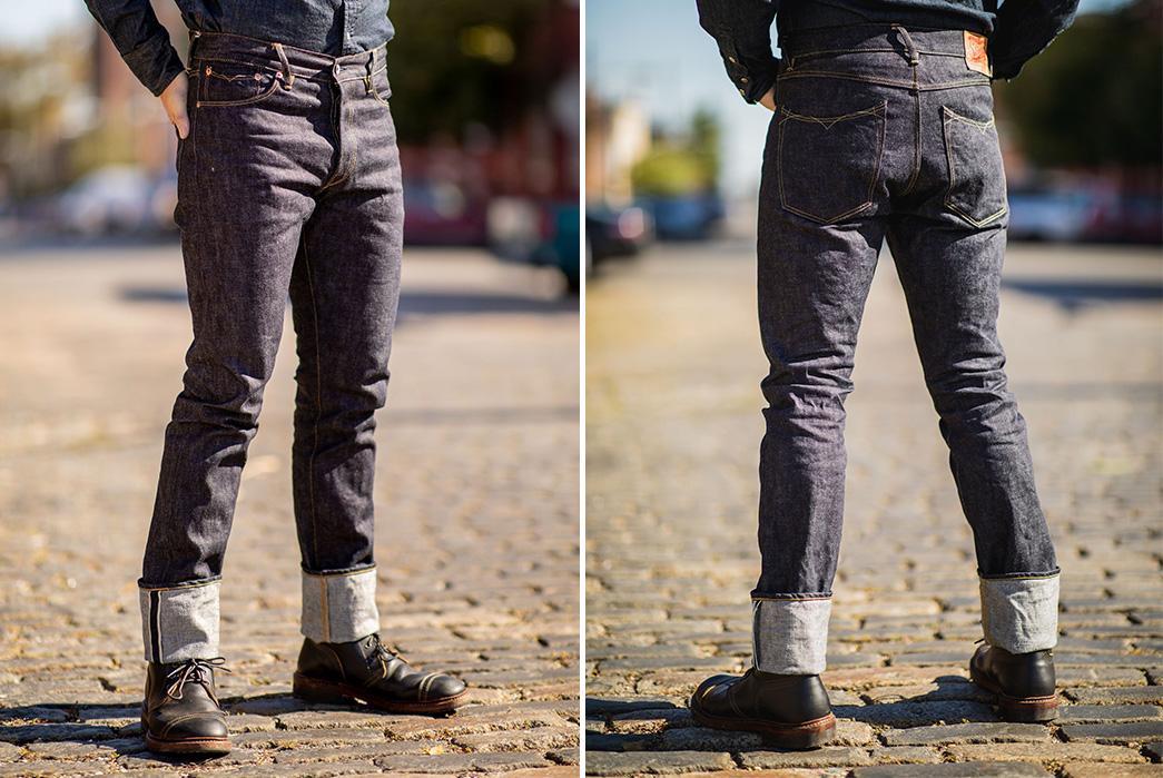 Stevenson's-Big-Sur-Jeans-Have-a-Clever-Secret-in-Their-Back-Pocket-model-front-back