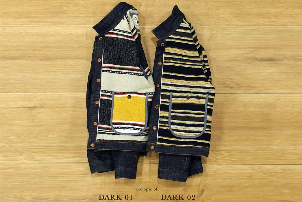 Traditional-Wool-Moroccan-Blankets-Line-Companion's-Newest-Trucker-Jacket-dark-1-2