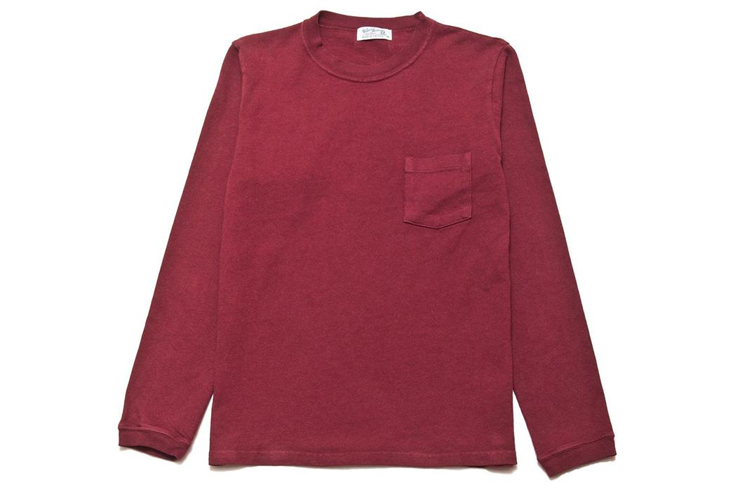 Velva-Sheen-Heavy-8oz.-Long-Sleeve-Tees-burgundy-front
