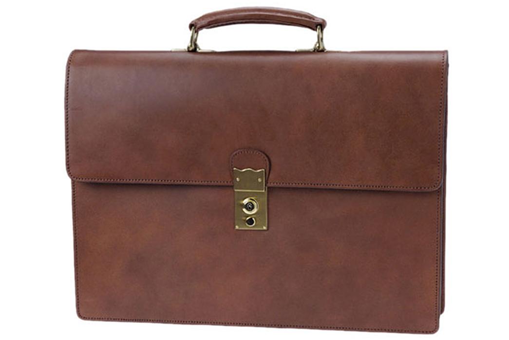 Yoshida-&-Co.-Brand-Profile-A-Briefcase-from-the-Madison-series-of-the-Yoshida-Luggage-Label-viaYoshida-&-Co.,-Ltd.