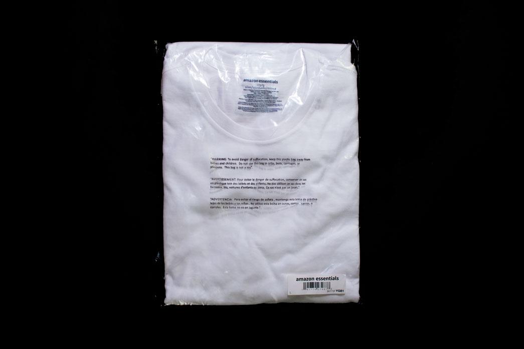 Amazon Essentials Men's 2-Pack Slim-Fit Crewneck T-Shirt Review