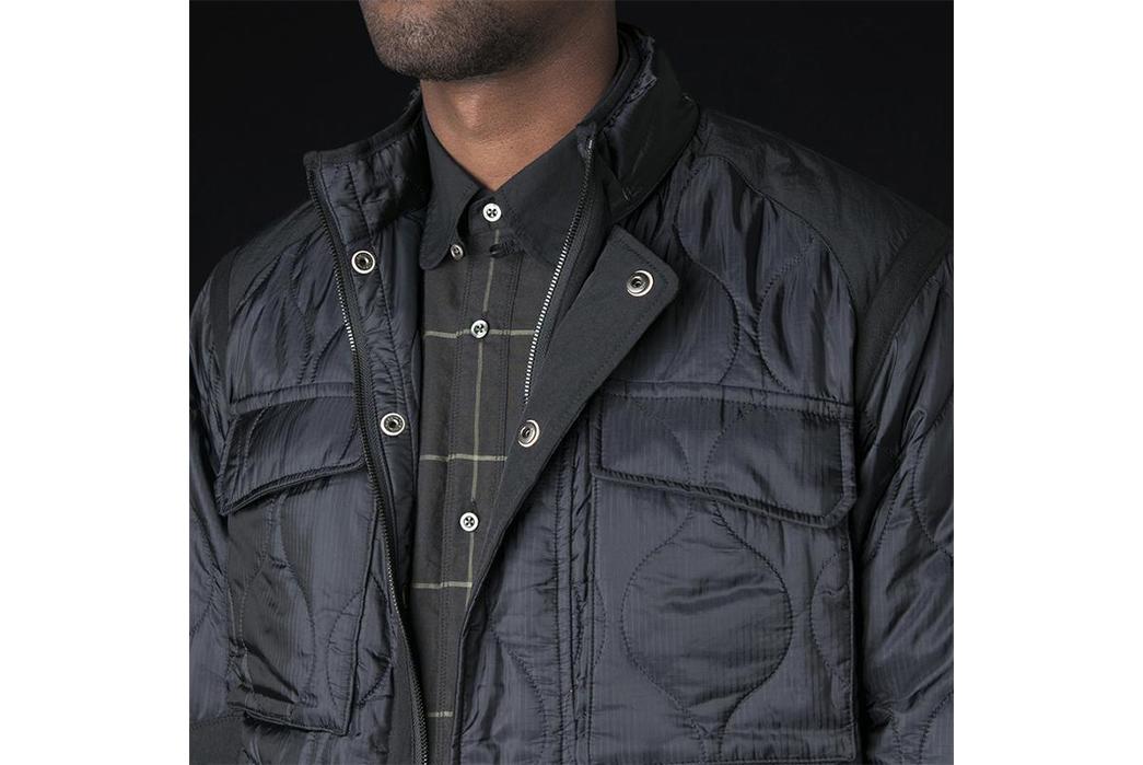 Eastlogue Riffs on the Flak Vest