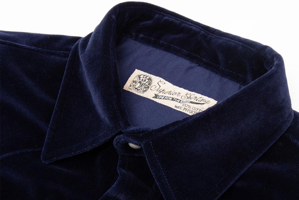 Eat-Dust's-Western-Spin-on-Blue-Velvet-front-collar