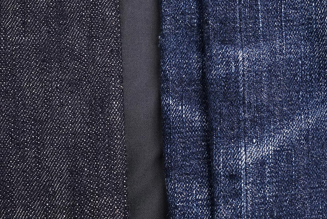 Fade-of-the-Day---Naked-&-Famous-Weird-Guy-Okayama-Spirit-3-(10-Months,-3-Washes,-1-Soak)-black-and-blue-detailed-2