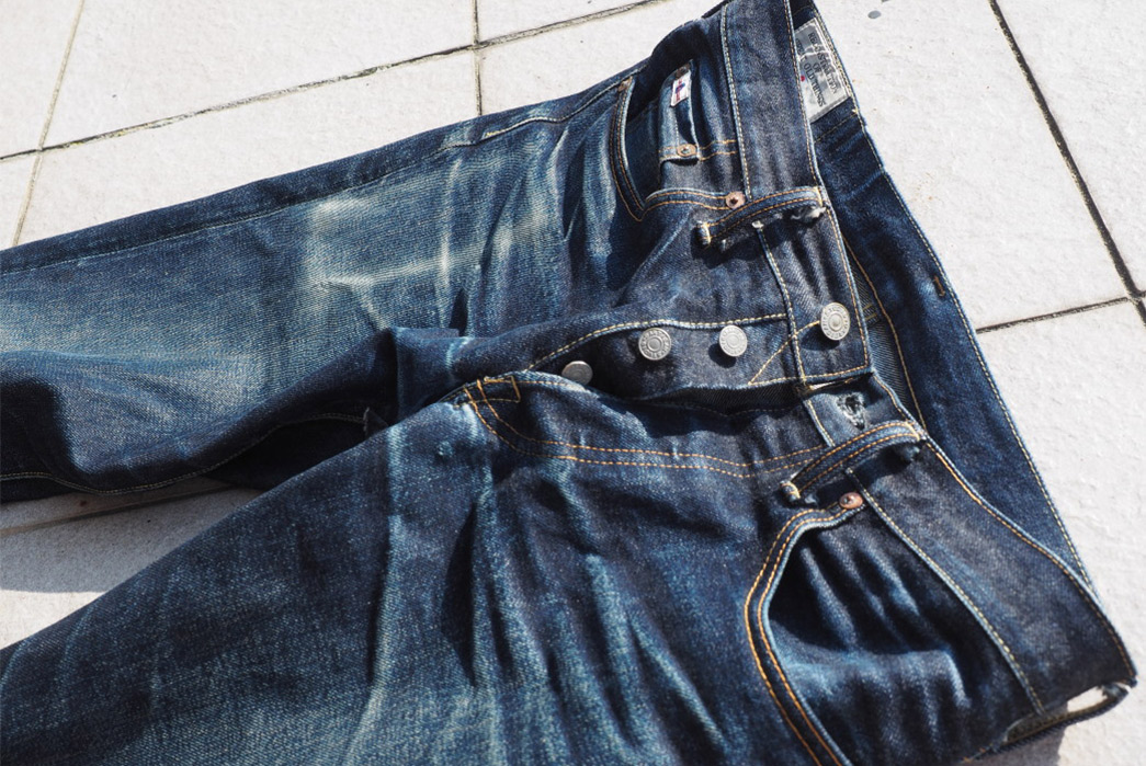 Fade-of-the-Day---Studio-D'Artisan-SD-106-(1.5-Years,-1-Wash,-1-Soak)-front-top-angle-2