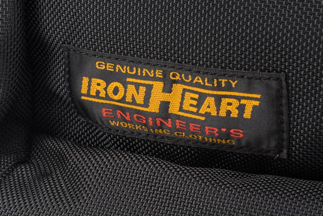 Iron-Heart-Ballistic-Nylon-Overnight-Bag-brand