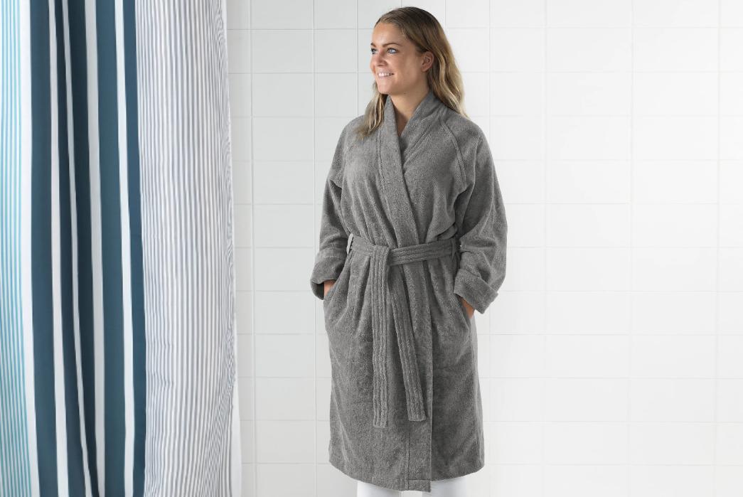 Luxurious-Robes---Five-Plus-One-4)-IKEA-Rockan-Bathrobe