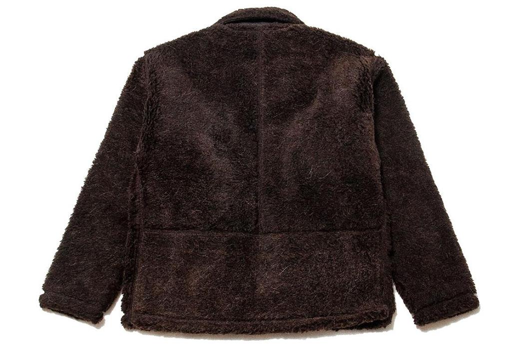 Nigel-Cabourn-40s-Wool-Alpaca-Pile-Jacket-back