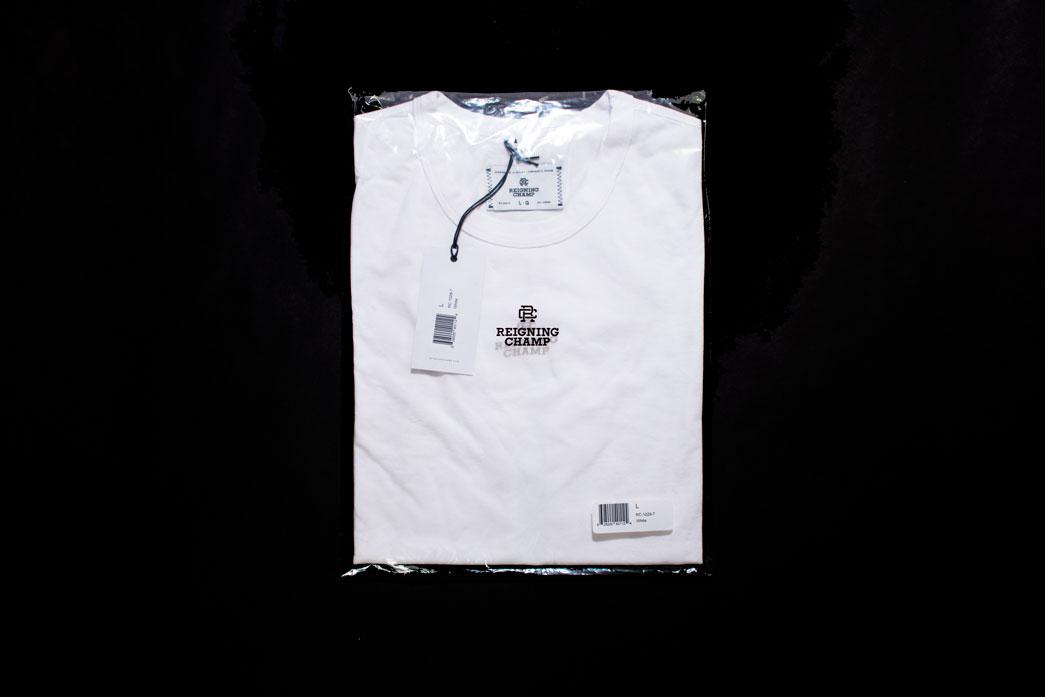 Reigning Champ Ringspun Jersey T-Shirt Review