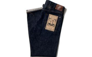 Studio-D'artisan-40th-Anniversary-Jeans-folded