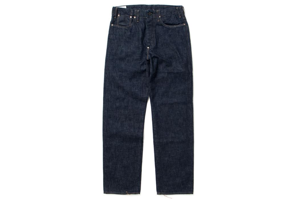 Studio-D'artisan-40th-Anniversary-Jeans-front