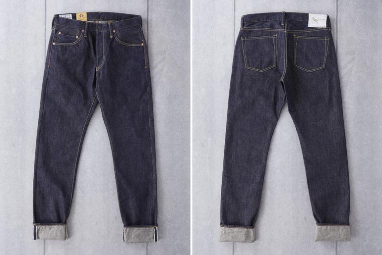 Studio-D'artisan's-FOX-001-Jeans-Feature-a-Natural-Olive-Cast-front-back</a>