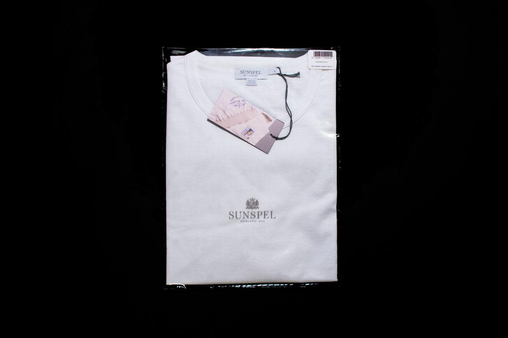 Sunspel Superfine T-Shirt Review