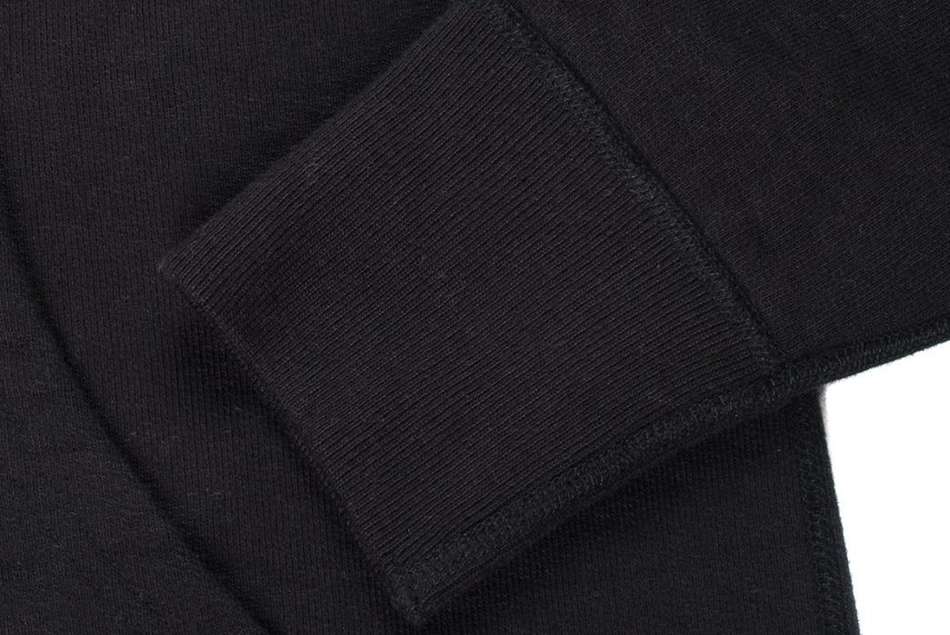 Ultra-Heavy-Loopwheel-Fleece-Zips-Up-Iron-Heart's-Latest-Sweat-sleeve