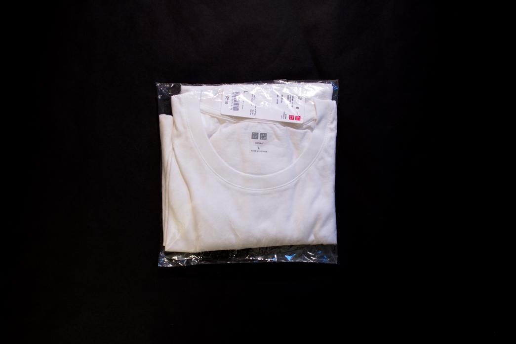 Uniqlo Supima Cotton Crewneck T-Shirt Review