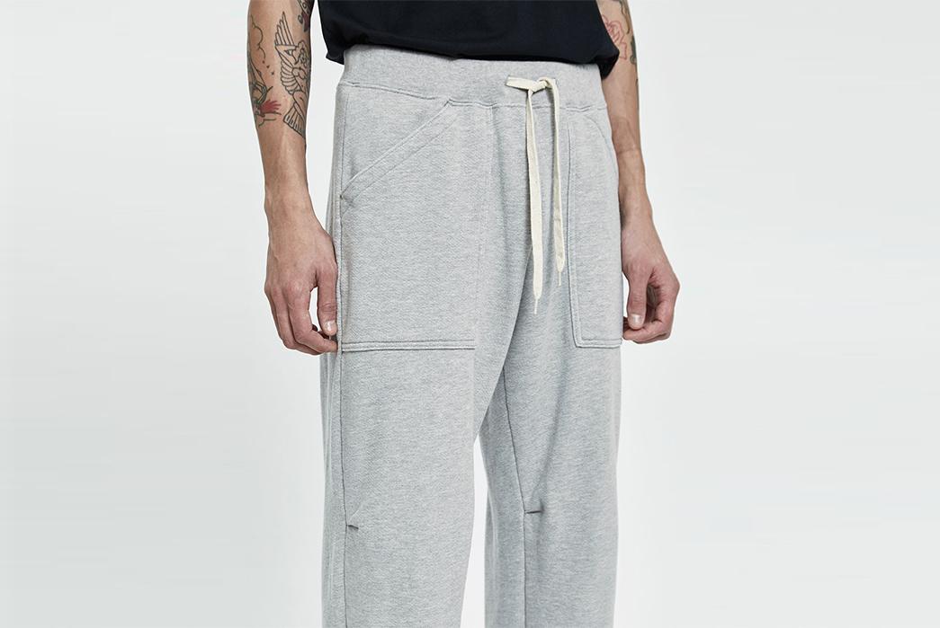 Velva-Sheen-8oz.-Army-Gym-Sweatpant-grey-front