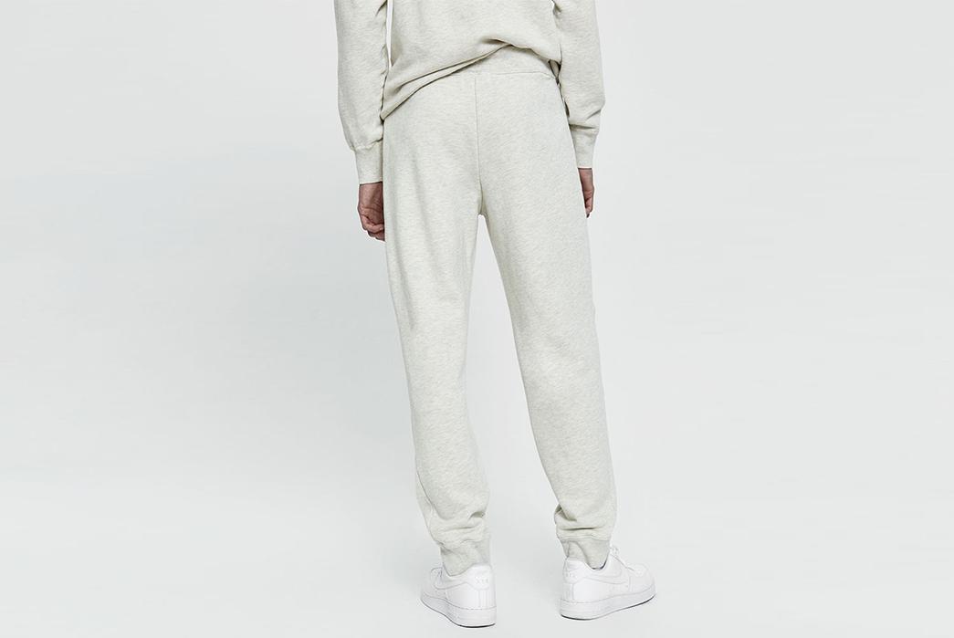 Velva-Sheen-8oz.-Army-Gym-Sweatpant-white-back