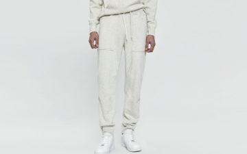Velva-Sheen-8oz.-Army-Gym-Sweatpant-white-front