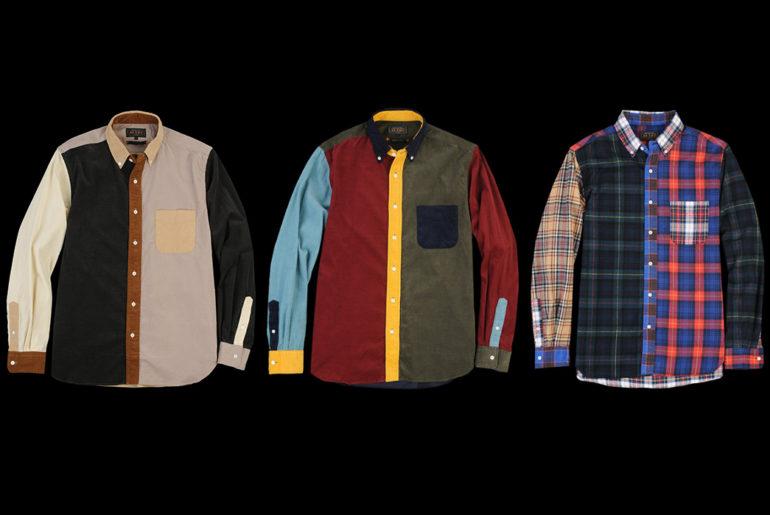 Beams+-Crazy-Button-Down-Shirts</a>