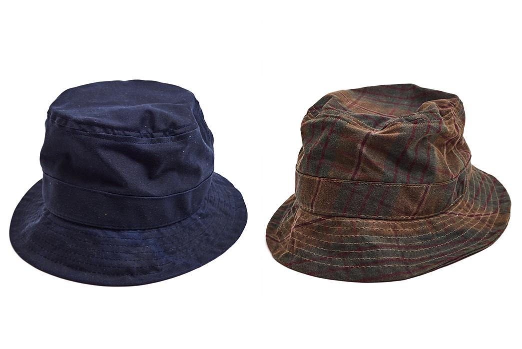 Corridor-Waxed-Bucket-Hats-two