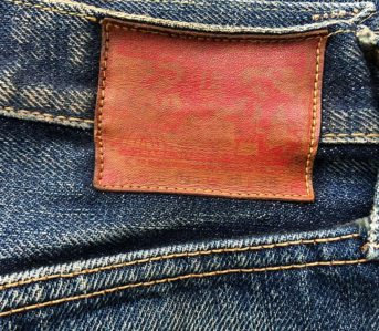 Fade-Friday---Samurai-Jeans-S5000VX-(19-Months,-Unknown-Washes)-back-leather-patch