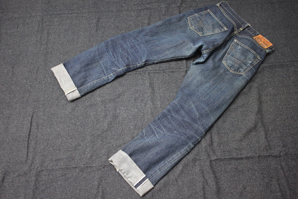 Fade-of-the-Day---The-Real-McCoy's-S613-(19-Months,-Unknown-Washes)-back