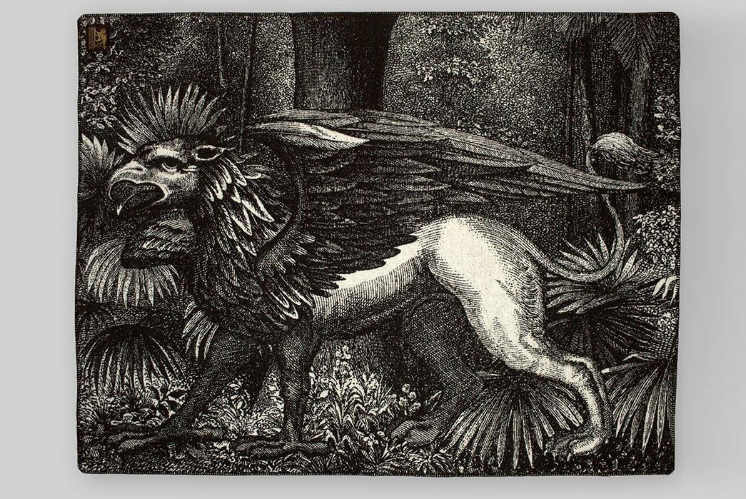 Indigofera-Norwegian-Wool-Blankets-animal-with-wings