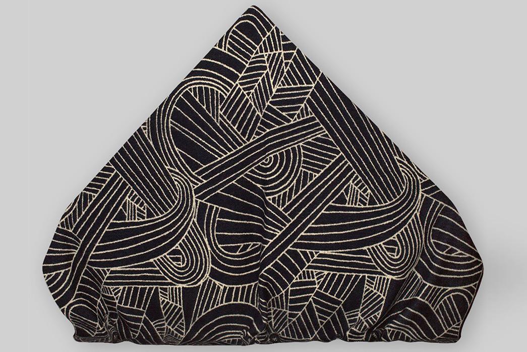 Indigofera-Norwegian-Wool-Blankets-lines-folded