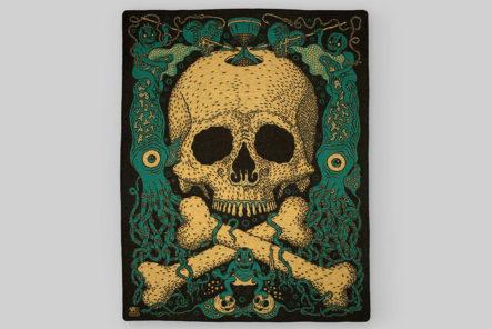 Indigofera-Norwegian-Wool-Blankets-skull