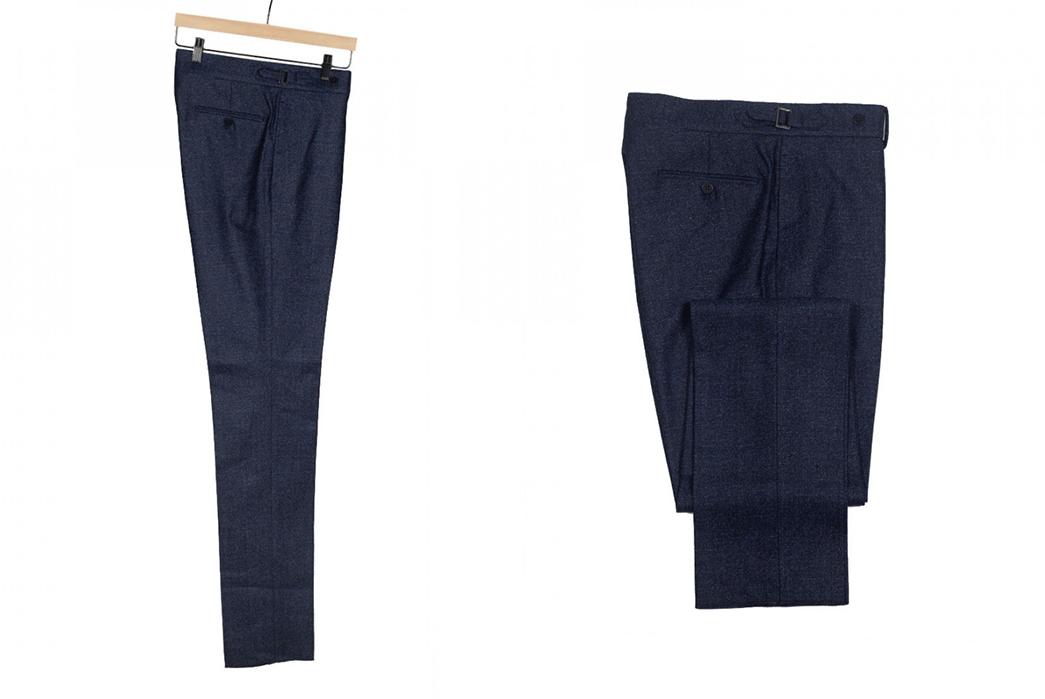 Navy-Blue-Wool-Trousers---Five-Plus-One-3)-Eidos-Sal-Trousers-in-Navy-Melange-Donegal