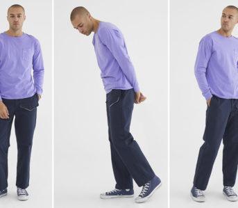 Noah-5-Pocket-Jungle-Pants-blue-model-fronts-and-side