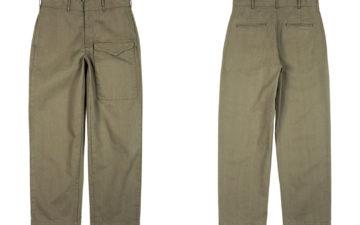 Noah-5-Pocket-Jungle-Pants-olive-front-back