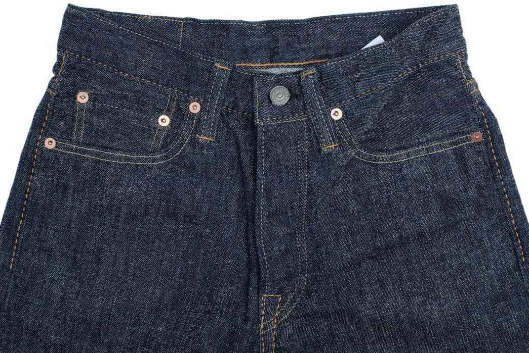 Pure-Blue-Japan-Chenille-Denim-Jeans-front-top