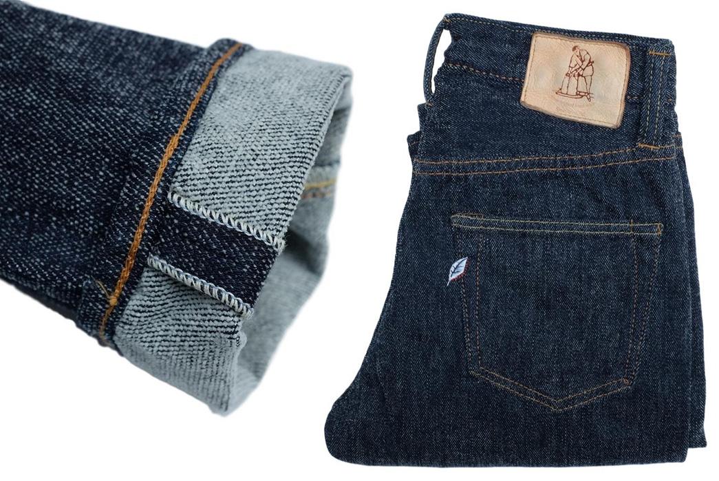 Pure-Blue-Japan-Chenille-Denim-Jeans-leg-selvedge-and-folded