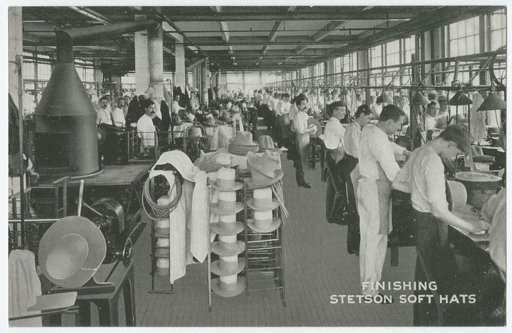 stetson-factory-floor