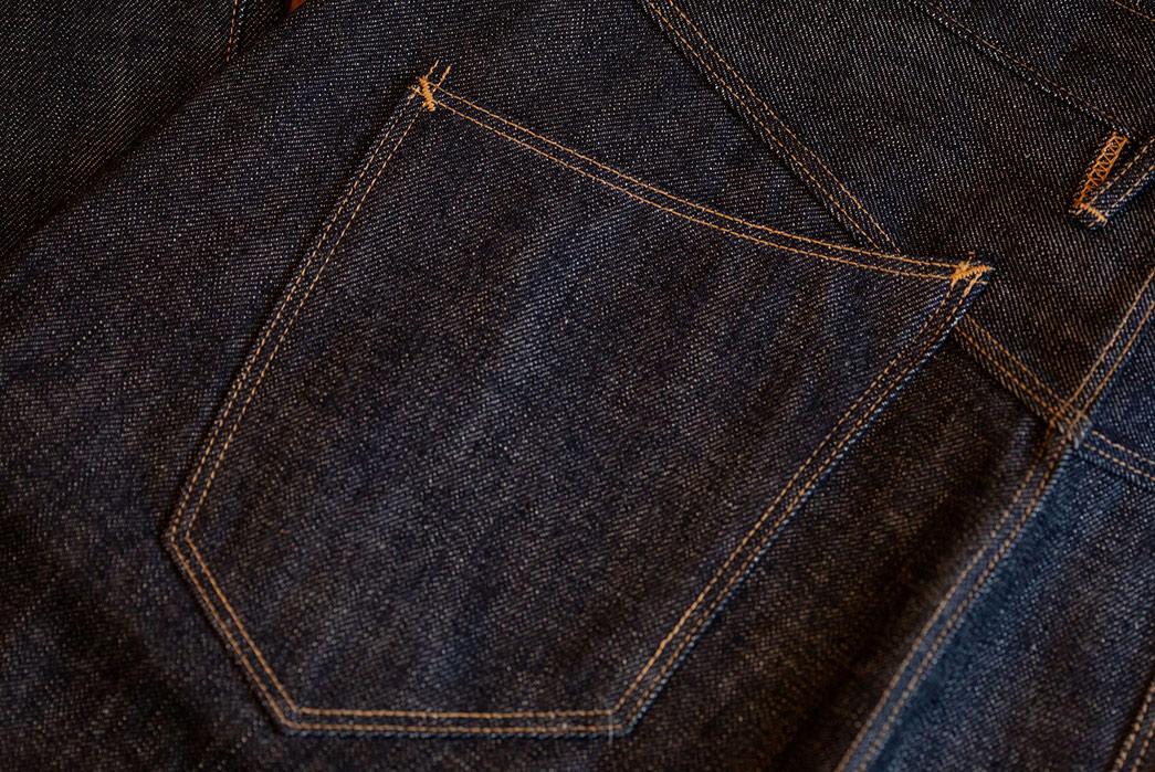 Stevenson's Imperial 120 Jeans Have Distinct Notes of Michael Jordan