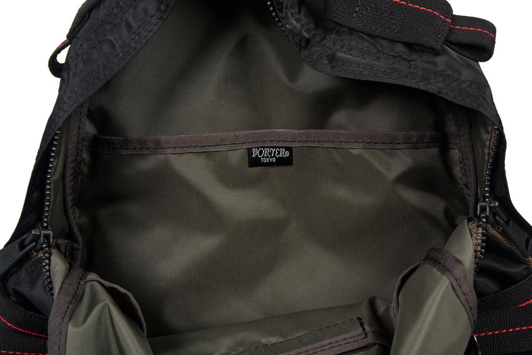 Buzz-Rickson-x-Porter-Backpack-black-inside-3