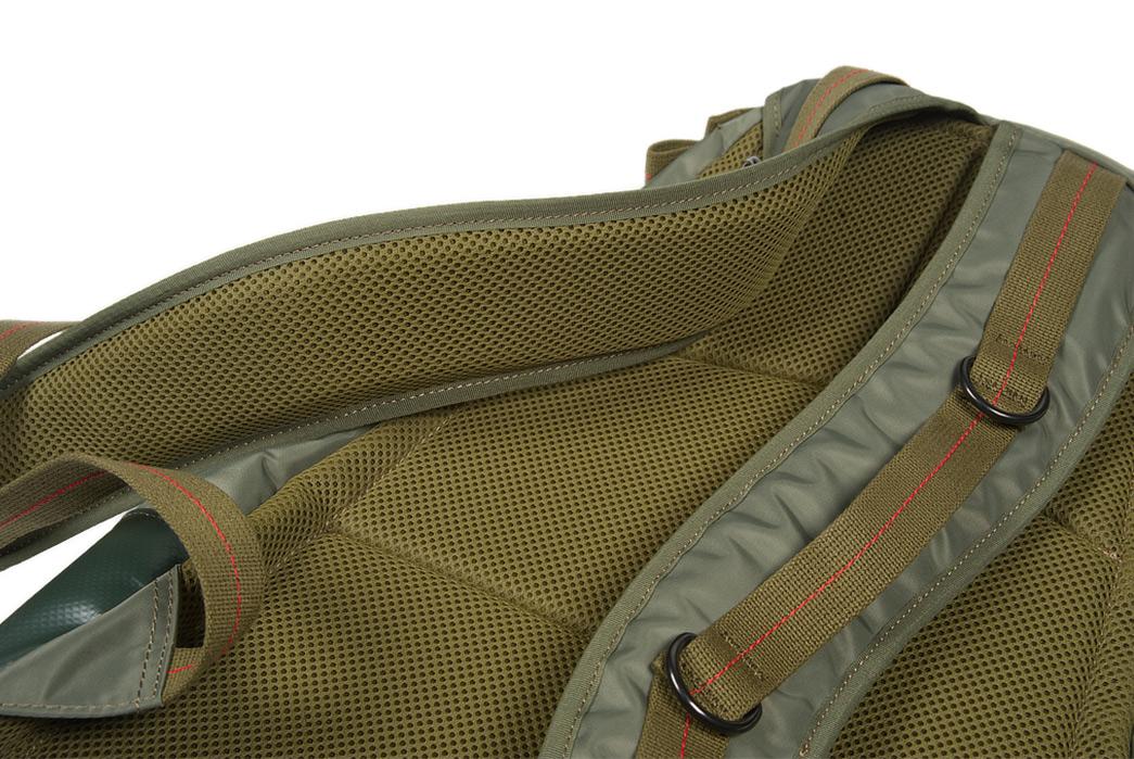 Buzz-Rickson-x-Porter-Backpack-light-back-detailed
