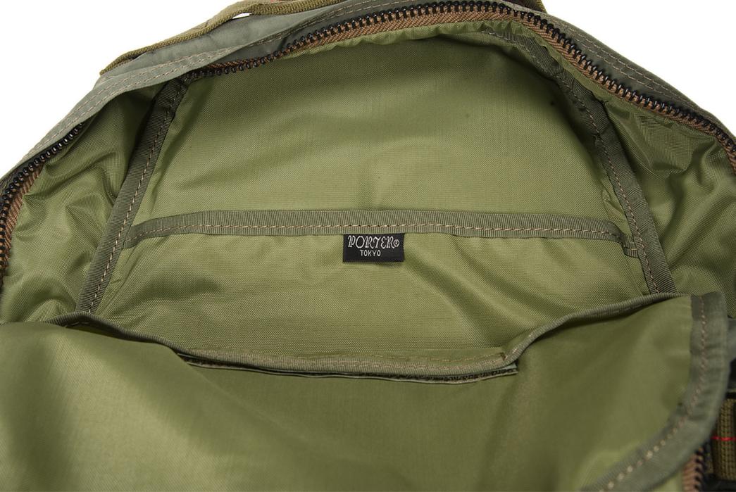 Buzz-Rickson-x-Porter-Backpack-light-inside-2