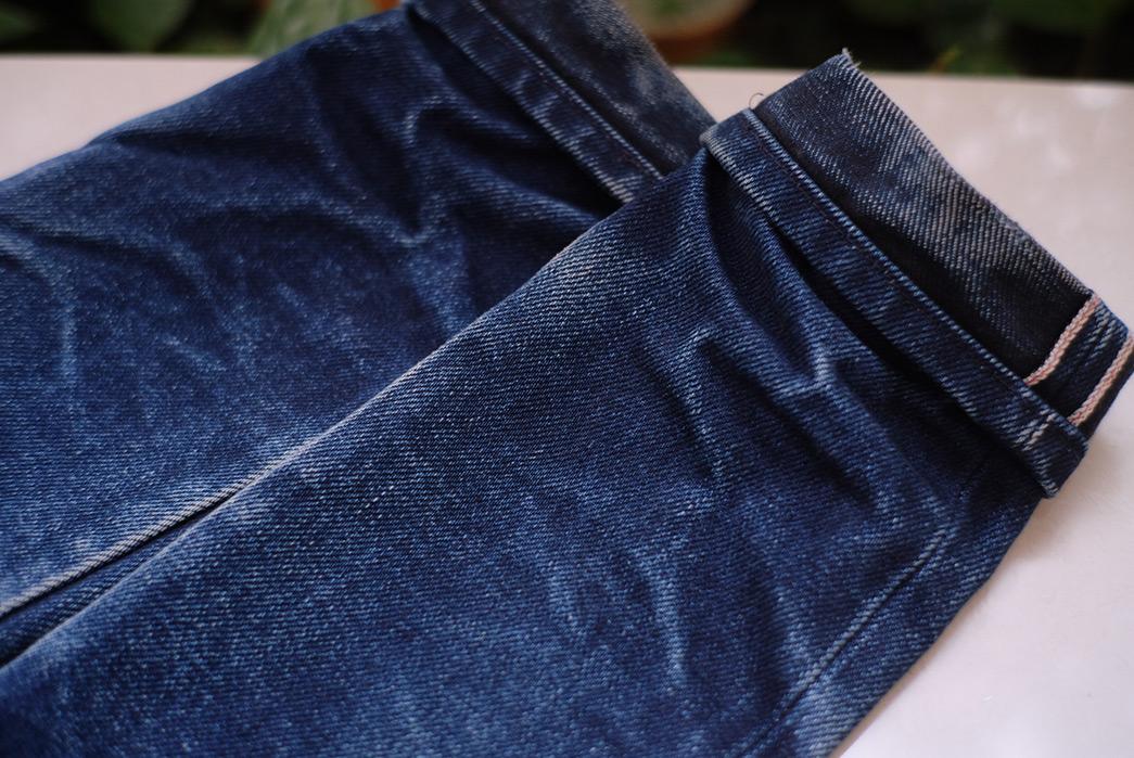 Fade-Friday---Naked-&-Famous-Elephant-4-(20-Months,-4-Washes,-1-Soak)-leg-selvedges