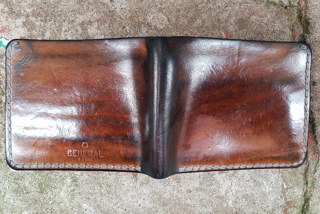Fade-of-the-Day---All-General-Made-Bi-fold-Wallet-(3-Years)-open-outside