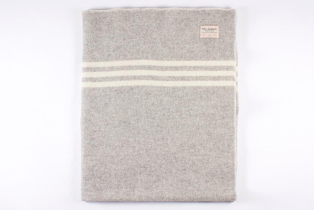 MacAusland-Woolen-Mills-Virgin-Wool-Blankets-light-folded-2