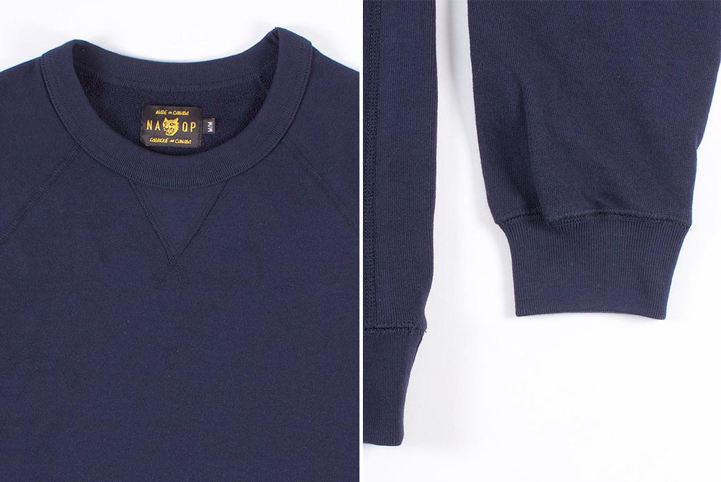 NAQP-Rundle-Raglan-Crewneck-Sweatshirts-blue-front-detailed-and-sleeve