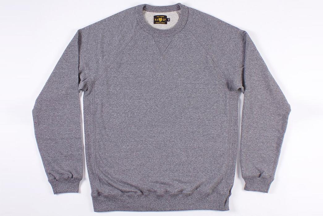 NAQP-Rundle-Raglan-Crewneck-Sweatshirts-grey-front
