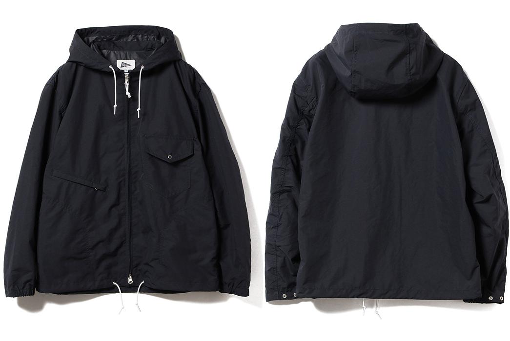 Pilgrim-Russel-Zip-Parka-black-front-back