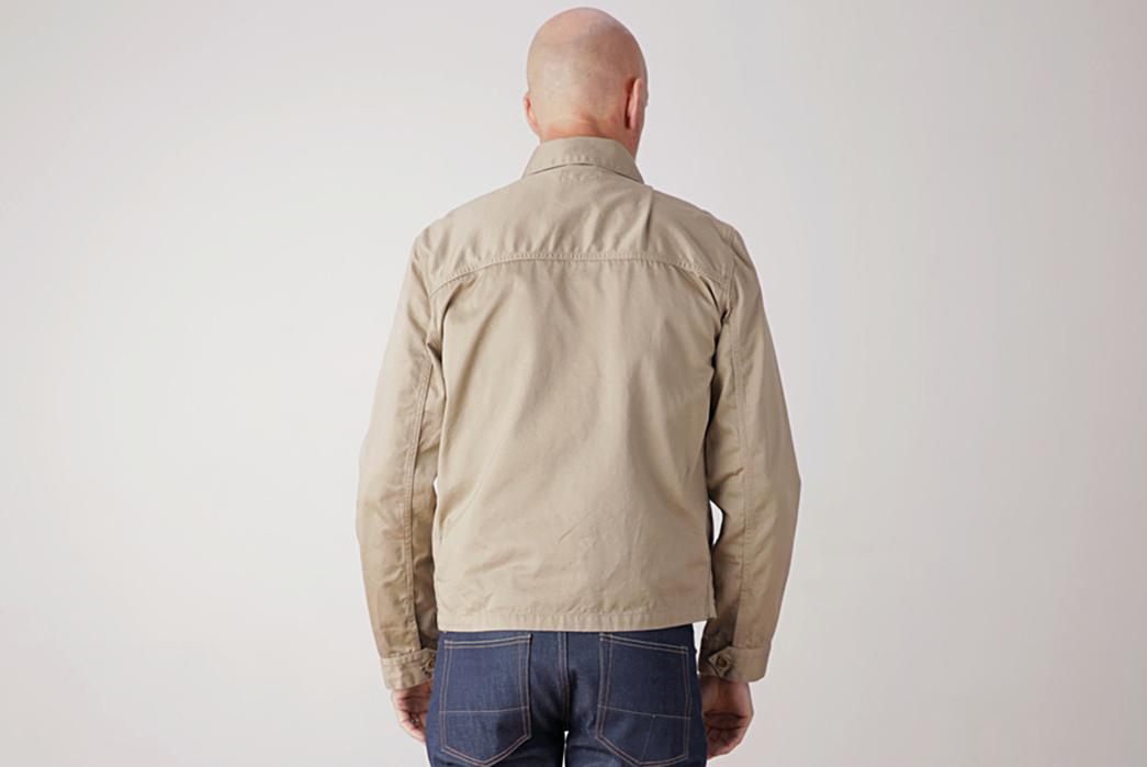 Tellason-Garage-Jacket-model-back