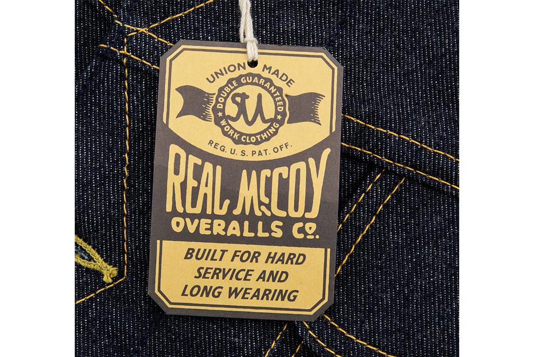 The-Real-McCoy's-Lot-002LJ-Denim-Jacket-brand