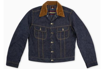 The-Real-McCoy's-Lot-002LJ-Denim-Jacket-front